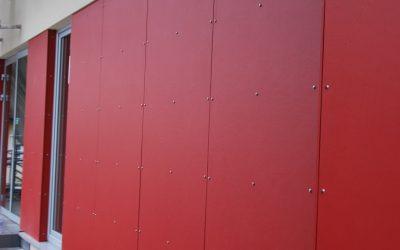 Cembrit płyty Construction – Elewacja RCKiK