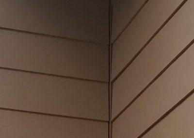 Deska włóknocementowa Cedar -  narożnik wewnętrzny