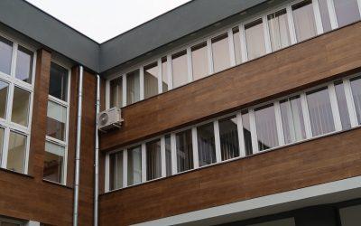 Deski Włóknocementowe Shera- zakończenie pierwszego etapu prac w Ostrołęce