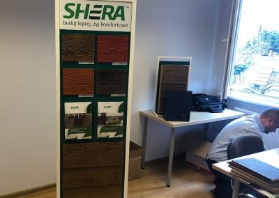 Shera Deska elewacyjna włóknocementowa Ambit