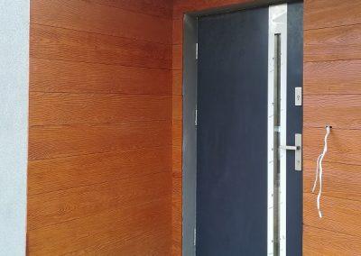Shera Deska włóknocementowa Shera elewacyjny panel