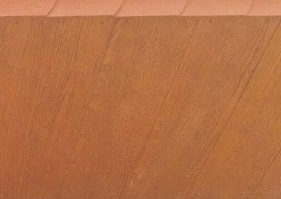 GOLDEN SAND TEAK deska shera