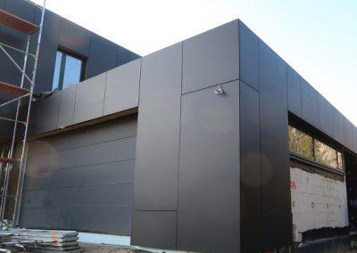 Nexmar Nowoczesne elewacje Cembrit Transparent T171