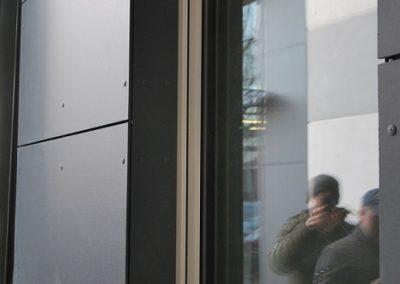 Gotowa Obróbka okna płyta Cembrit