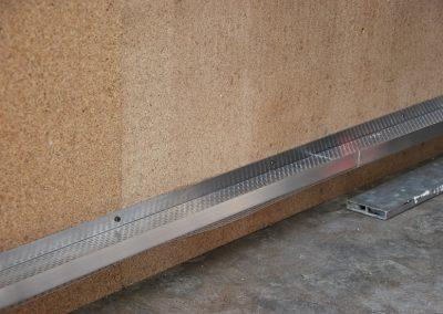 Profil startowy podkonstrukcji wentylacja