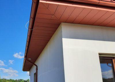Deska włóknocementowa Shera podbitka dachowa