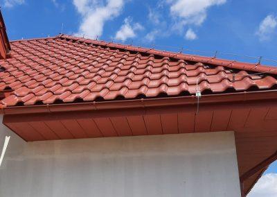 Shera deska włóknocementowa podbitka dachowa