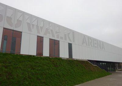 Arena Suwałki Nexmar Płyty Cembrit