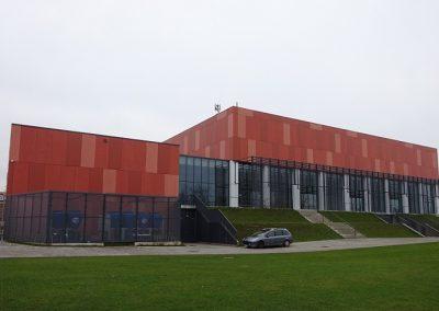 Arena Suwałki Nexmar Płyty włoknocementowe CEMBRIT